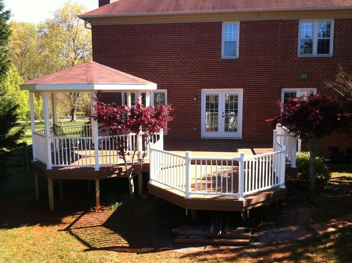 Mint Hill Deck Addition