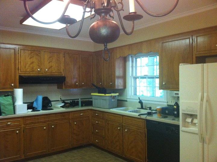 Gallery-NoDa-Kitchen-Upgrade-New-Flooring-granite-counter-tops-stainless-appliances-cabinet-stain-refinish-before